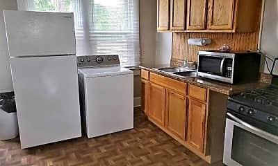 Kitchen, 1451 Montcalm St, 1