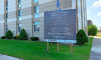 Labelle Towers Co-op Apartments, 1