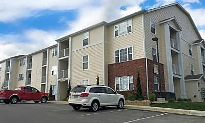 Building, Eagle Bunker Apartments, 0