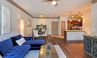 Living Room, The Station on Peachtree, 1