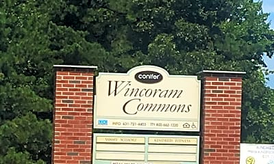 Wincoram Commons, 1