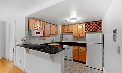 Kitchen, 379 Commonwealth Avenue, Unit 1, 2