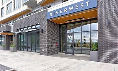 Building, RiverWest, 0