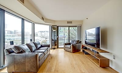 Living Room, 1530 Key Blvd 311, 0