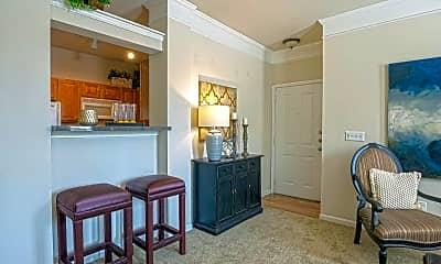 Living Room, Stonepost Ranch, 1