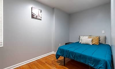 Bedroom, Room for Rent -  a 5 minute walk to bus 194 and 55, 2