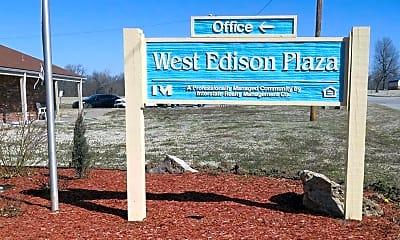 West Edison Plaza, 0