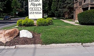Broad Ripple Trails, 1