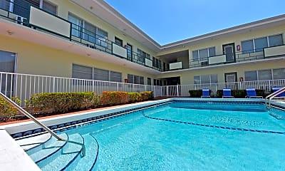 Pool, Crestview, 1