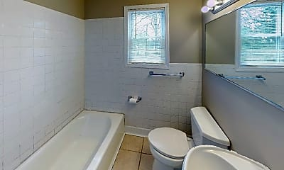 Bathroom, 123 Pleasant Ridge Avenue, 2