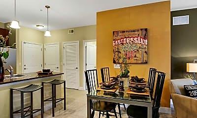 Dining Room, Citrus Village, 2