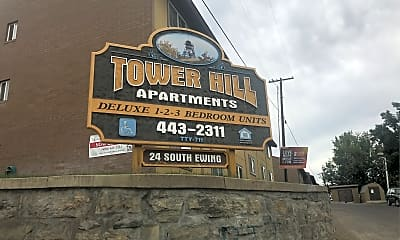 Tower Hill Apartments, 1
