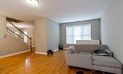Living Room, 170 N Marion St, 1