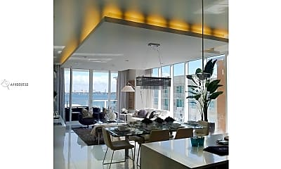 Dining Room, 2020 N Bayshore Dr 610, 1