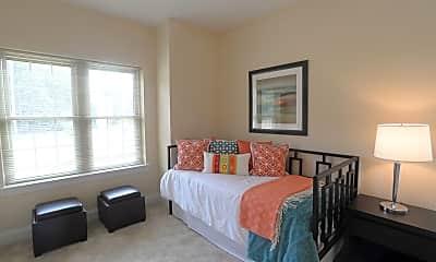 Bedroom, Corner Park Apartments, 1