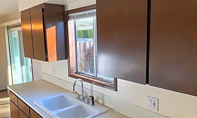 Kitchen, 2624 A Street, 2