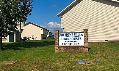 Freemont Hills Townhomes, 1