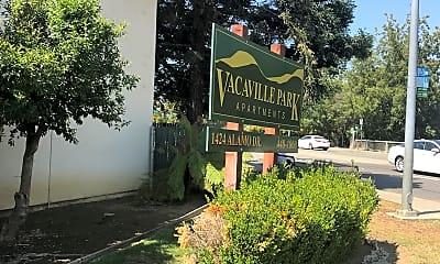 Vacaville Park Apartments, 1
