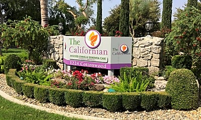The Californian Assisted Living and Dementia Care, 1
