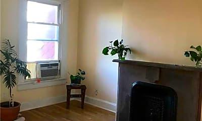 Living Room, 425 E 117th St, 1