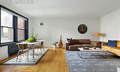 Living Room, 70 Lenox Rd 3-E, 0
