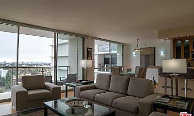 Living Room, 201 Ocean Ave 1610P, 1