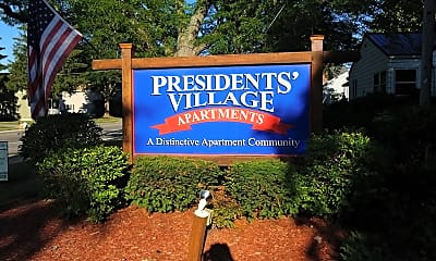 Presidents Village Apartments, 1