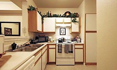 Kitchen, The Lodge @ 777, 2