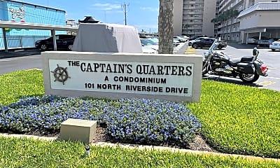 Community Signage, 101 N Riverside Dr, 0
