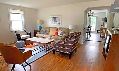 Living Room, 239 Shamrock Rd, 1