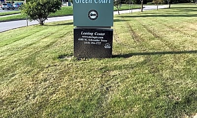 Green Court Apartments, 1