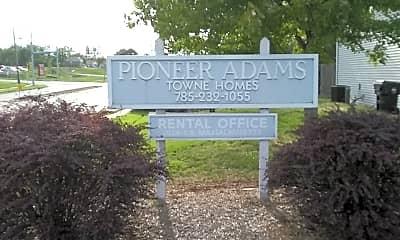 Pioneer Adams Towne Homes, 1
