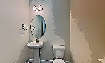 Bathroom, 141 Twin River Drive, 2