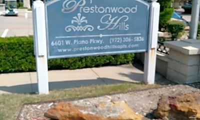 Prestonwood Hills, 1