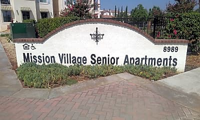 Mission Village Senior Apartments, 1