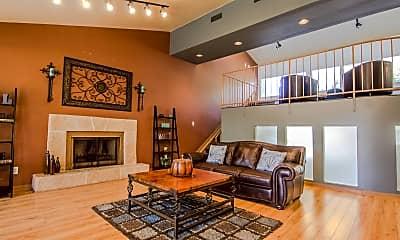 Living Room, Alamo Oaks, 0