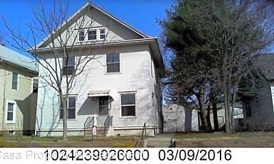 Building, 2442 Vine St, 1