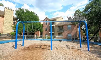 Playground, 12474 Starcrest, 2