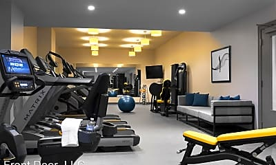 Fitness Weight Room, 128-30 West 2nd St. Putnam, 1