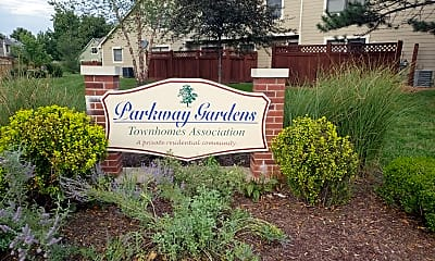 Parkway Gardens Apartments, 1