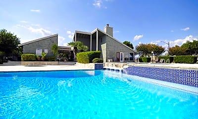 Pool, Arbor Hill, 1