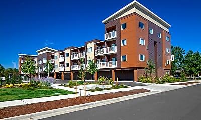 Building, Riverwalk, 2