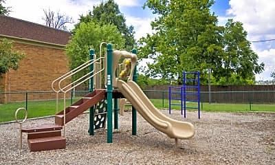 Playground, Tanglewood, 2