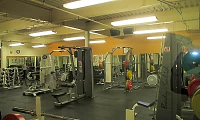 Fitness Weight Room, 43 Tyler Spring Way 40, 2