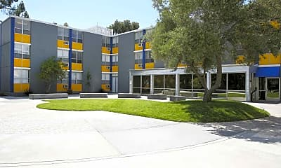 Building, University Village Hayward, 0