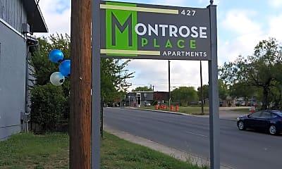 Montrose Place Apartments, 1