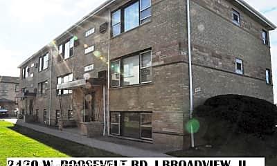 Building, 2420 W Roosevelt Rd, 0