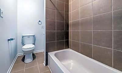 Bathroom, 7801 S Cornell, 2