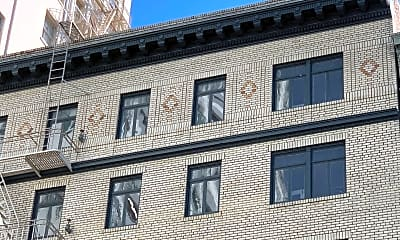 Building, 1233 California St, 1