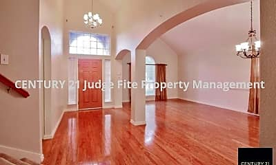 Entryway and Formal Living, 316 Oleander Drive, 1